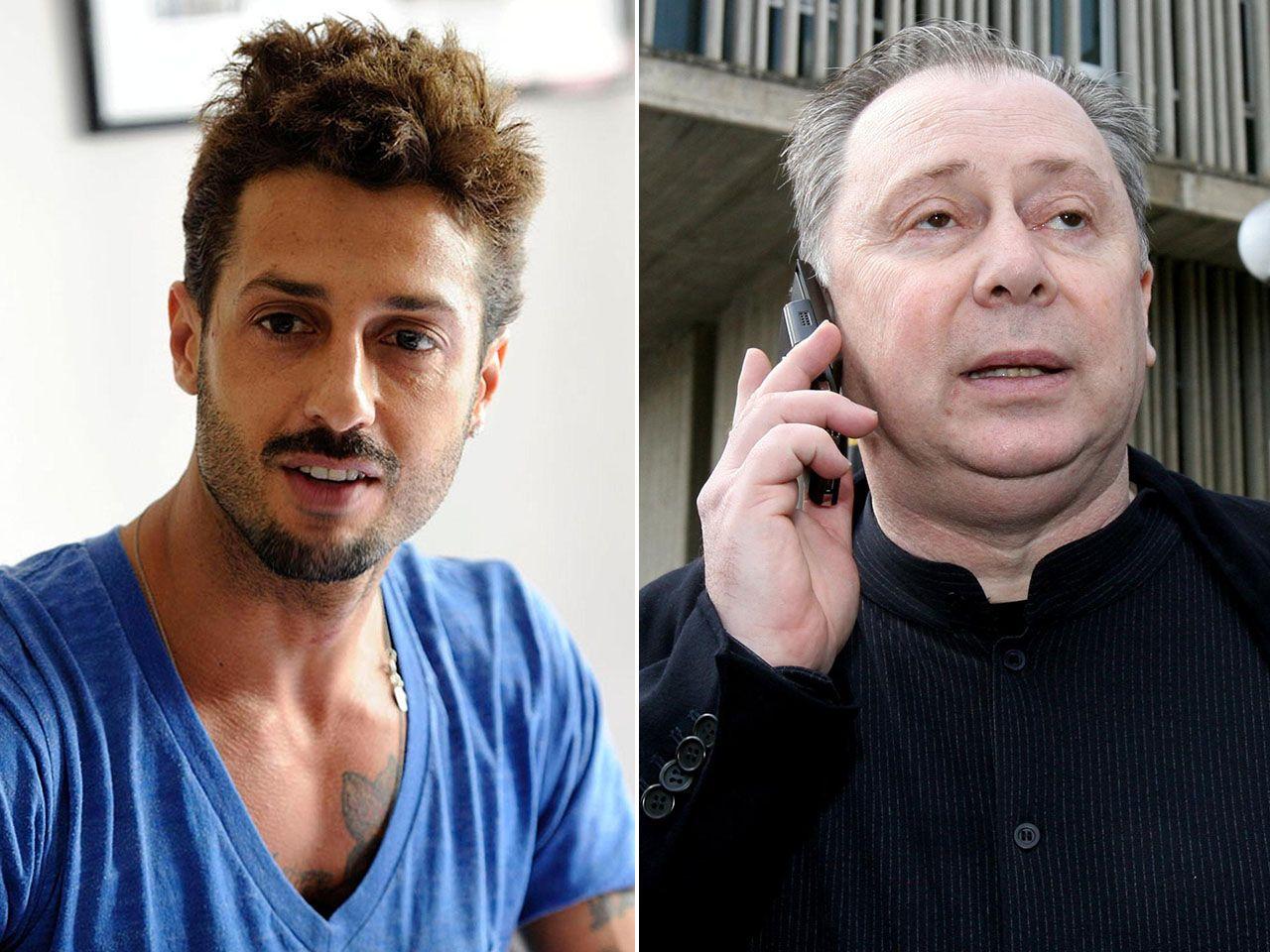 Fabrizio Corona: 'Lele Mora? Se avessi voluto un uomo l'avrei scelto più carino'
