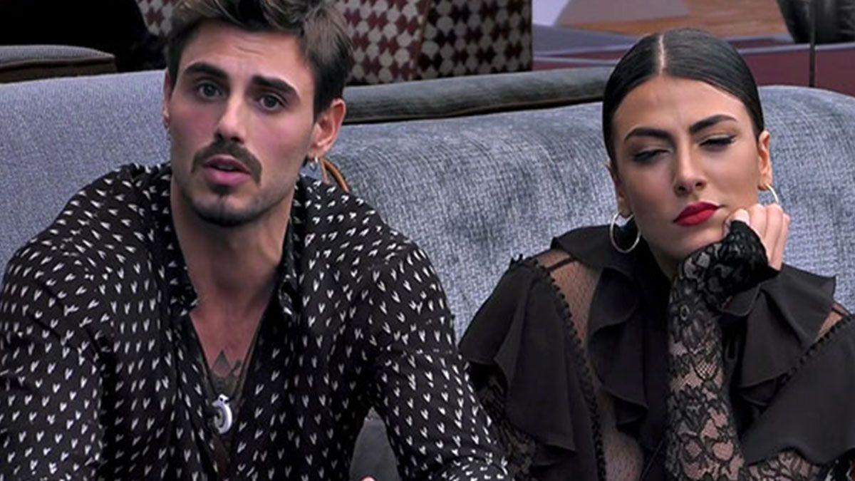 Francesco Monte e Giulia Salemi: lite furiosa al GF Vip 3, volano insulti