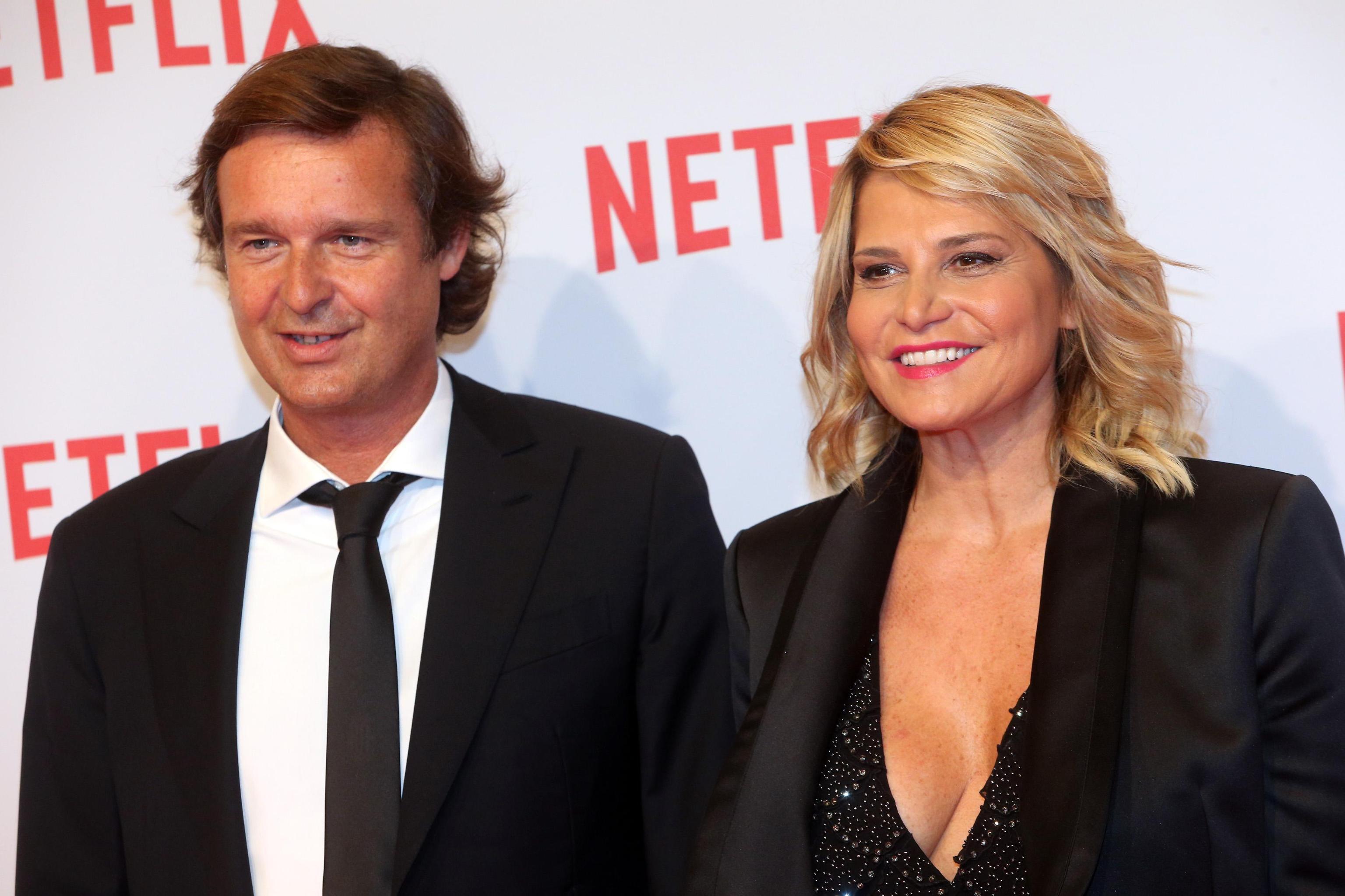 Simona Ventura sull'addio a Gerò Carraro: 'Il dramma di Niccolò è stato decisivo'
