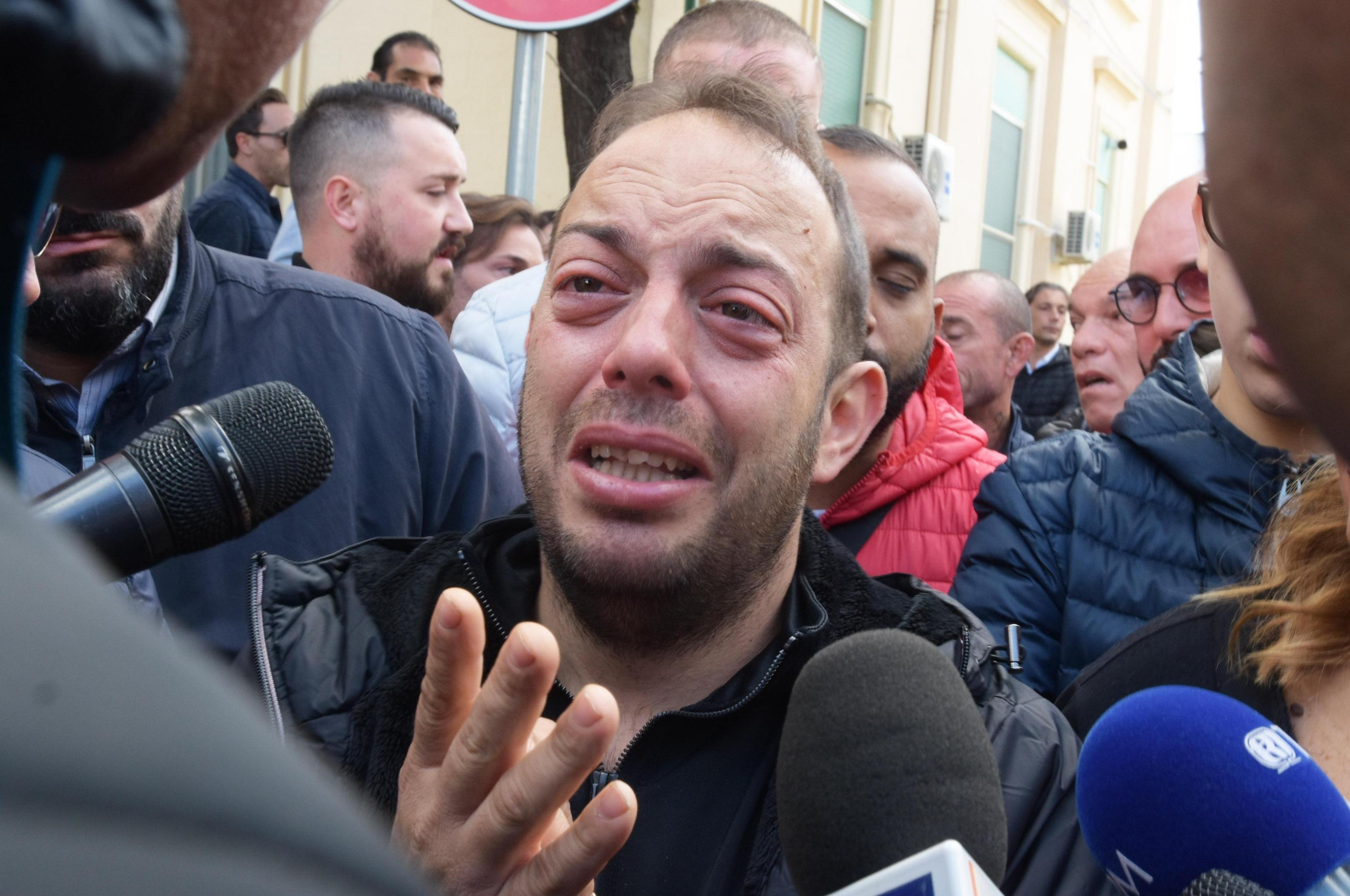 """Tragedia di Casteldaccia, morte due intere famiglie: """"Ho visto i miei figli morire"""""""