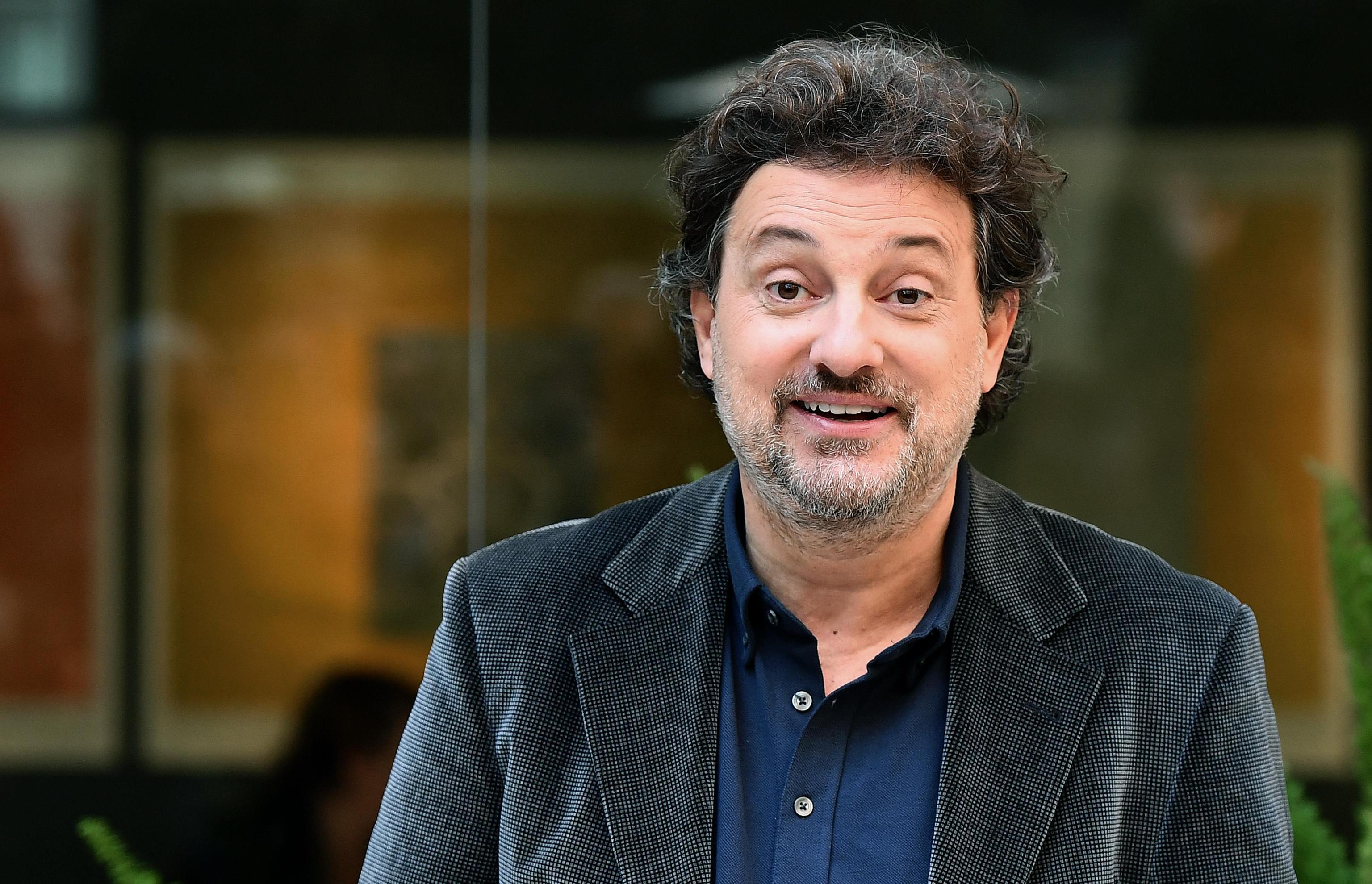 Leonardo Pieraccioni: 'Una fidanzata m'ha tradito, l'ho scoperto sul telefonino'