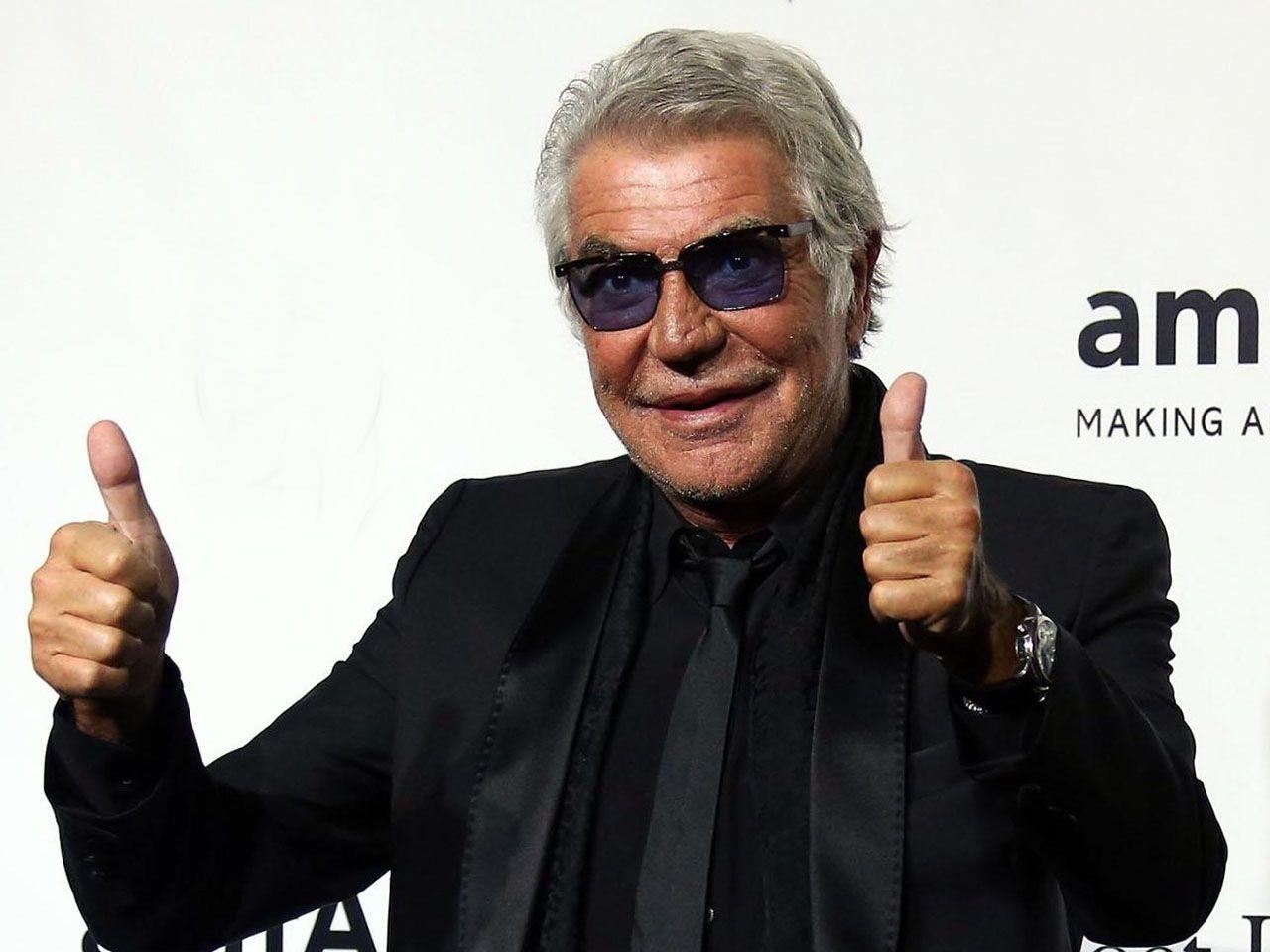 Roberto Cavalli critica Chiara Ferragni e Fedez risponde: 'Ditemi che è un fake'