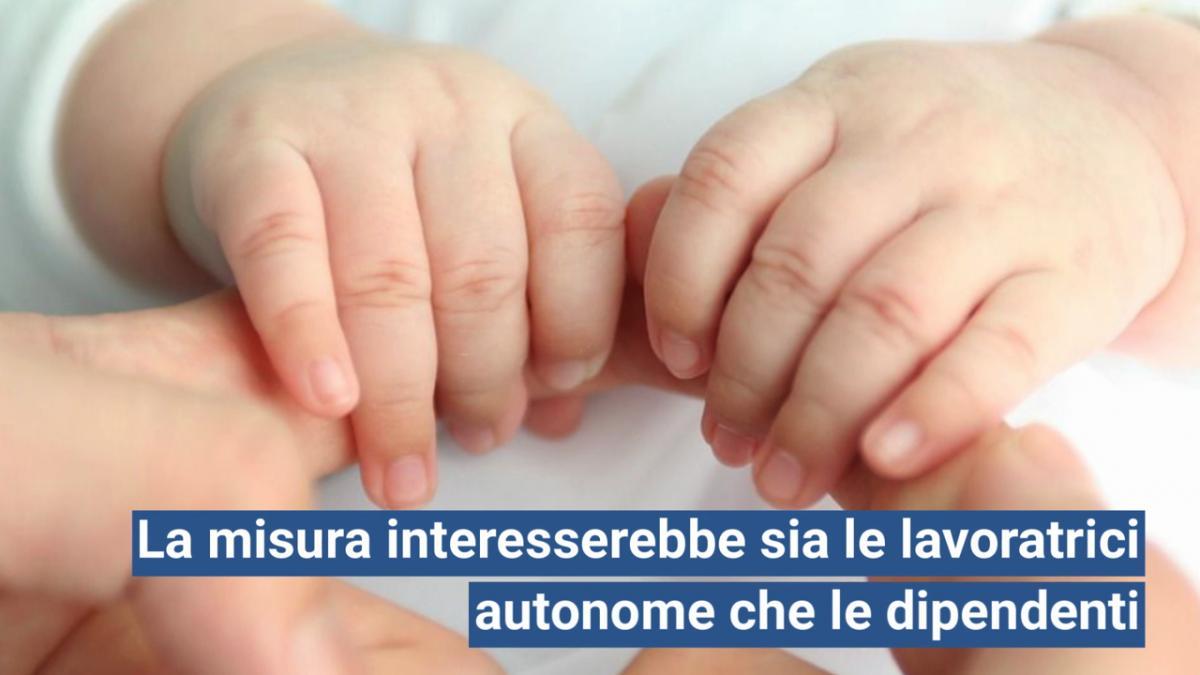 Pensioni madri lavoratrici: emendamento per le mamme con tre figli