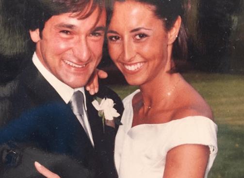 Benedetta Parodi e Fabio Caressa si risposano: 'Sono emozionata'