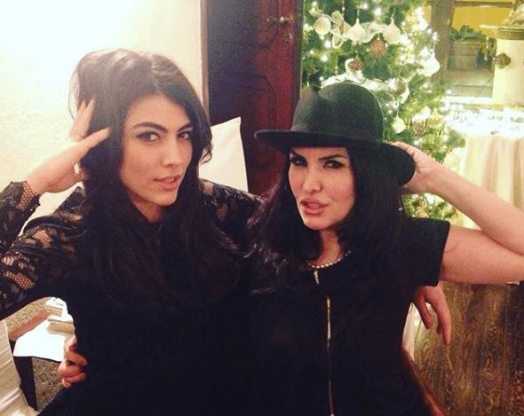 Giulia Salemi e Francesco Monte, mamma Fariba Tehrani: 'Non vedo mia figlia da un mese'