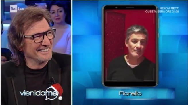 Fiorello a Vieni da me: 'Caterina Balivo è la Raffaella Carrà del terzo millennio'