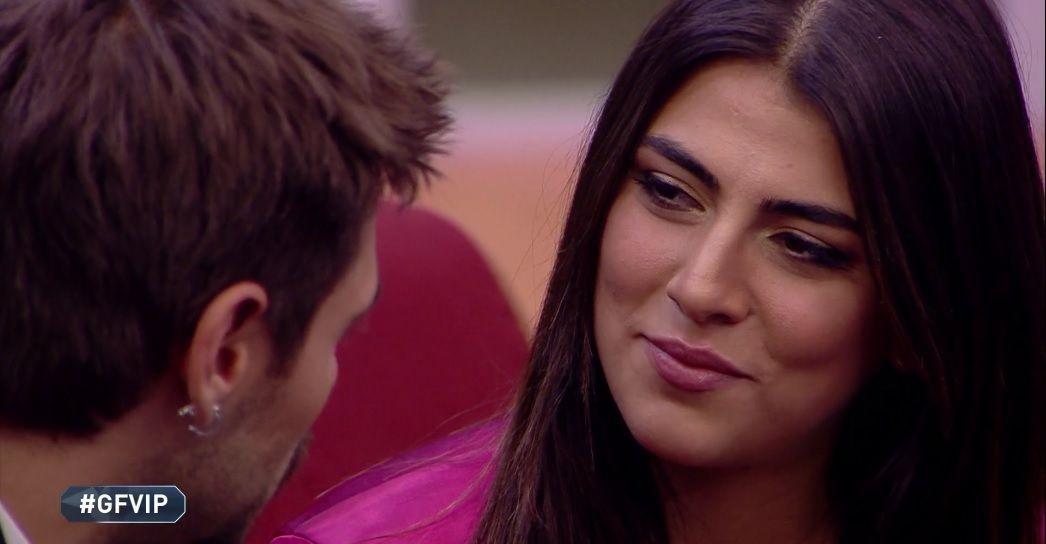 GF VIP 3, Giulia Salemi punita per colpa della madre Fariba: il televoto la elimina