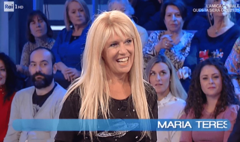 Maria Teresa Ruta: 'Sono stata aggredita. Mi strapparono i i lobi delle orecchie'