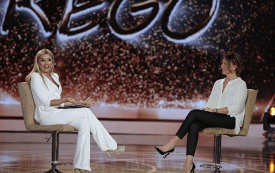 Paola Perego: 'Michelle Hunziker fredda come un gelato. Barbara d'Urso? Non amo la sua tv'