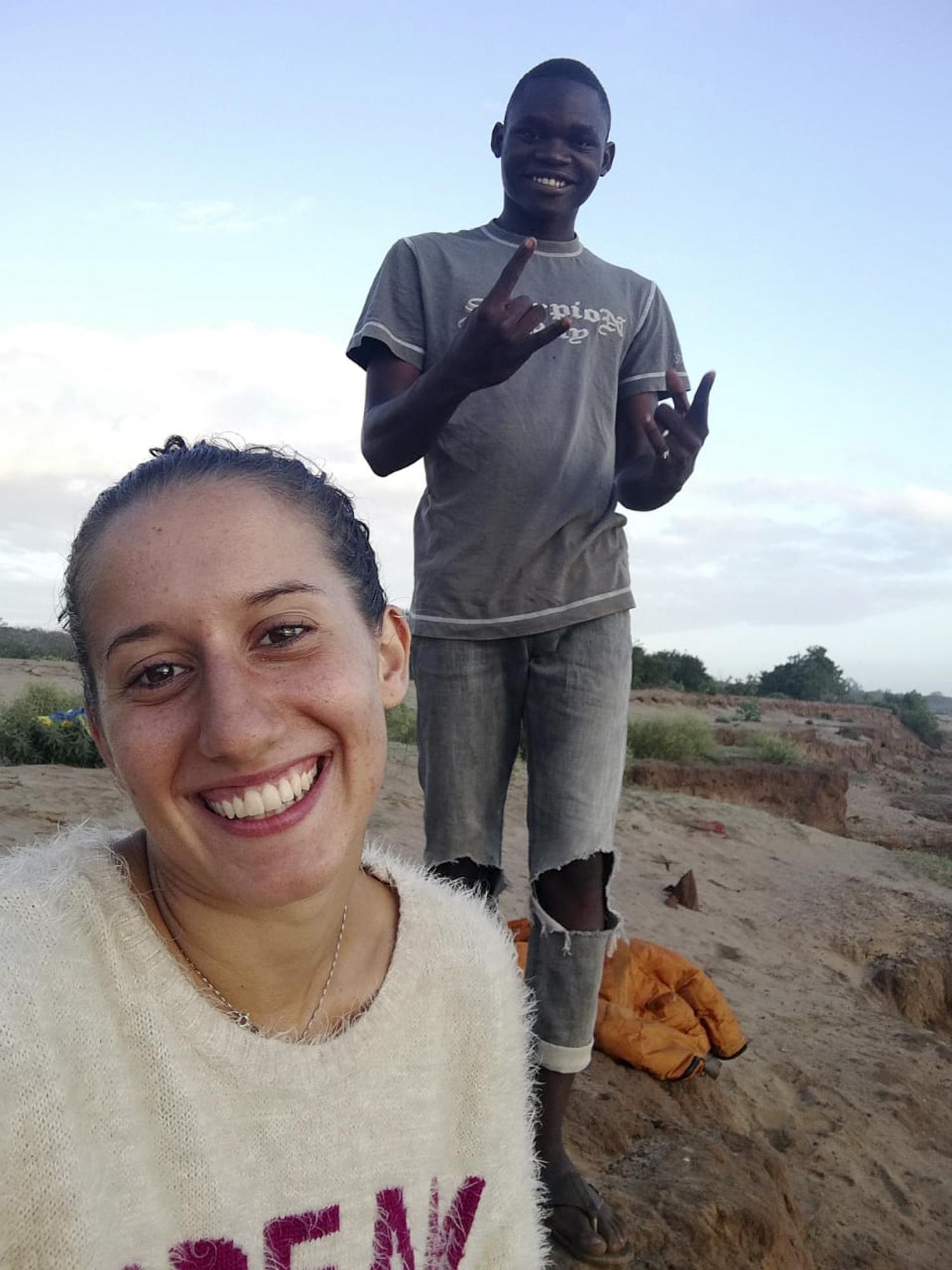 Kenya, arrestato sospetto rapitore di Silvia Romano