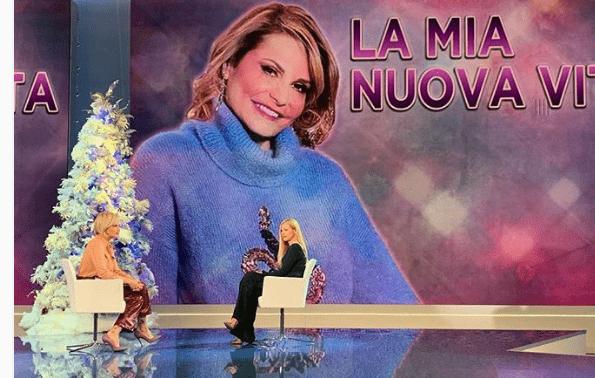 Simona Ventura a Mattino 5: 'Gerò mi avrebbe voluta più vicina, ora i figli sono la mia priorità'
