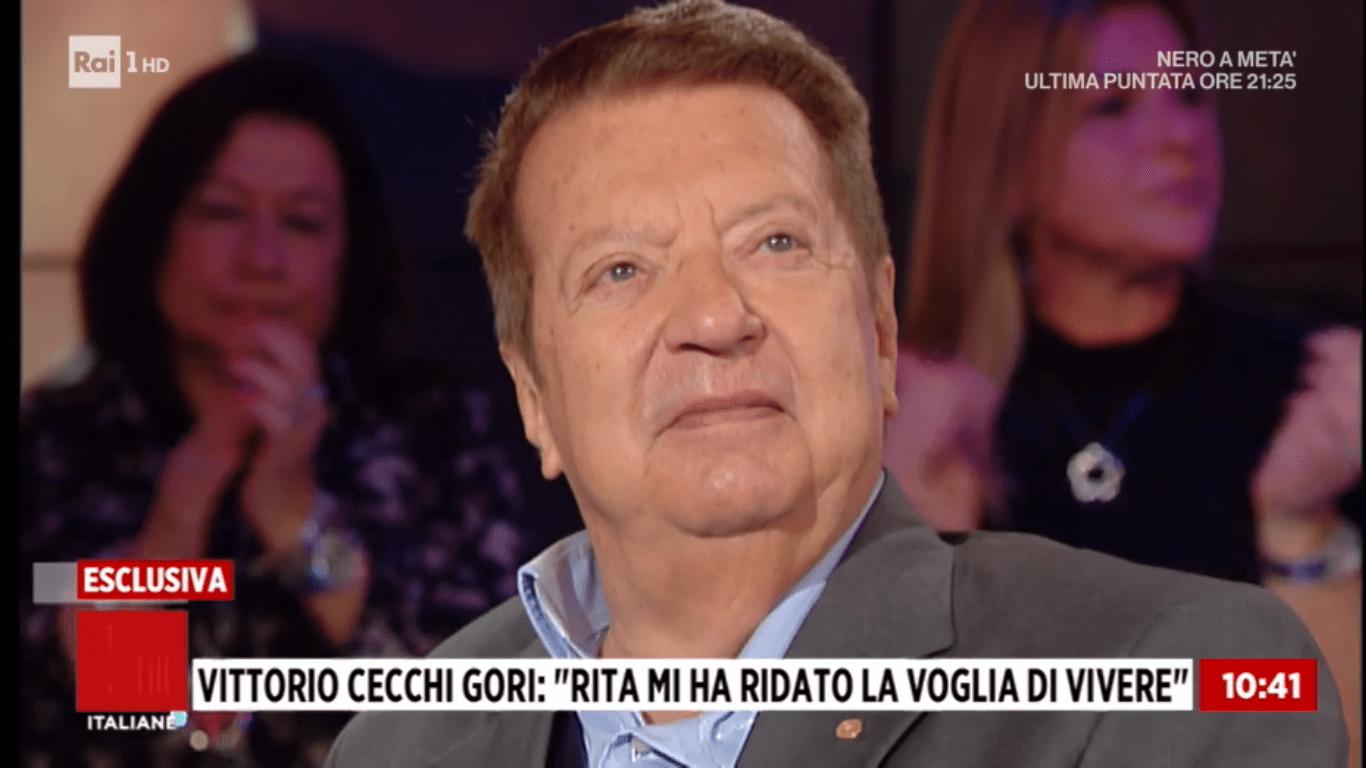 Vittorio Cecchi Gori: 'Sono stato tradito e raggirato. Adesso ho voltato pagina'