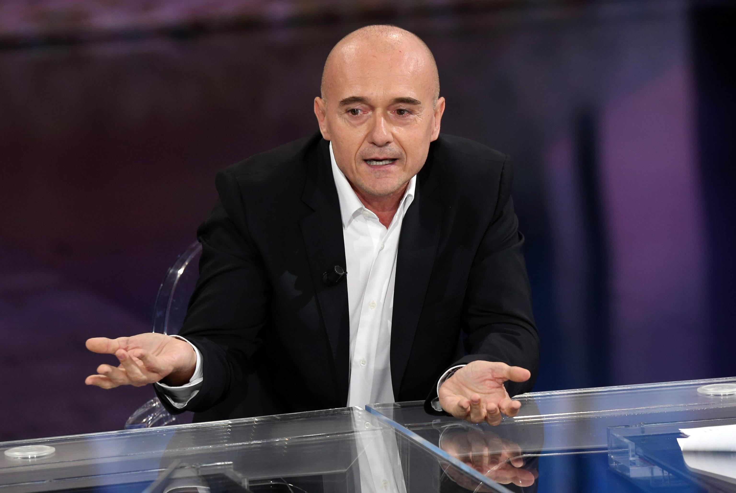 Alfonso Signorini piange da Chiambretti ricordando la sua malattia