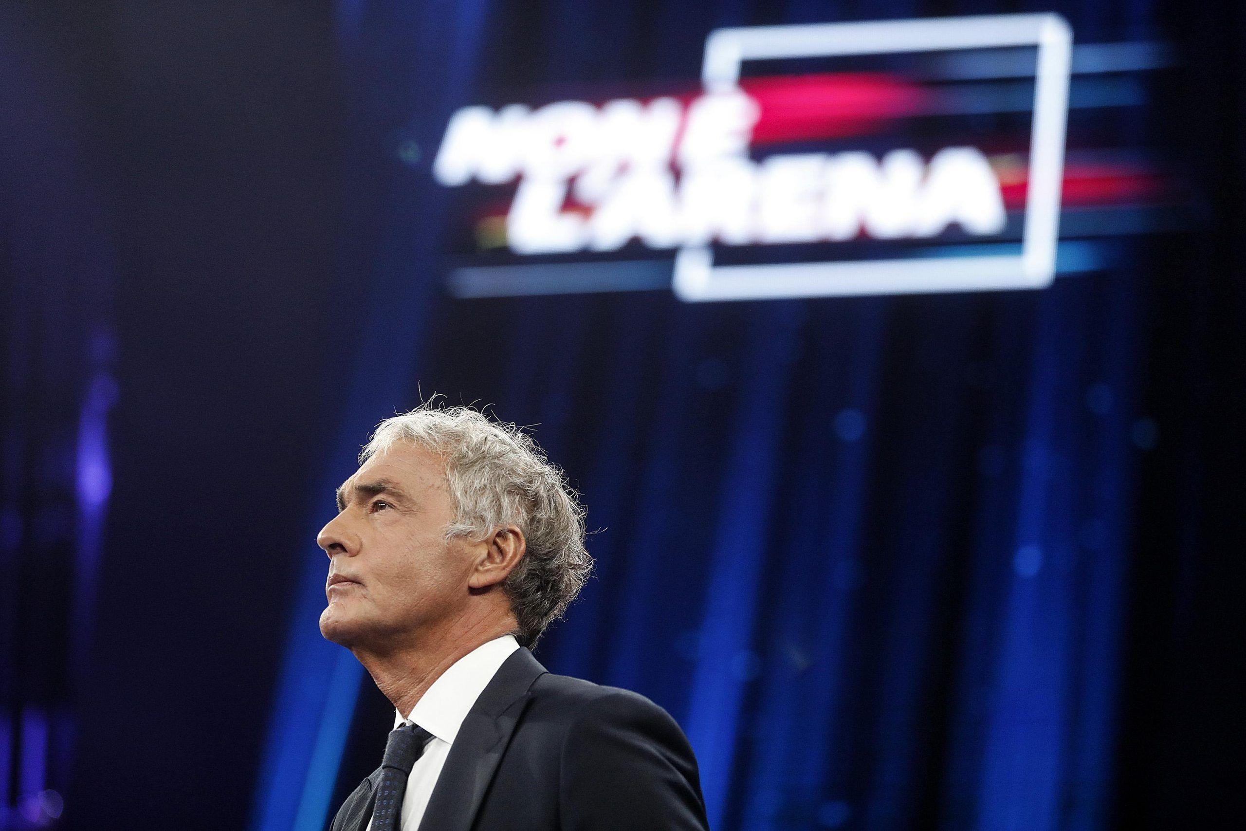 Massimo Giletti sull'aggressione a Fabrizio Corona: 'È scosso'