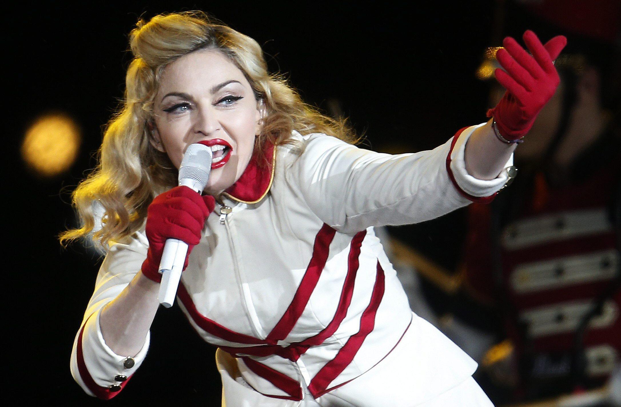 Madonna ha un toy boy nuovo: è il modello portoghese Gonçalo Teixeira