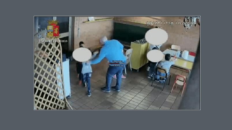 Cerignola: maestro d'asilo picchia e morde i bimbi, tra loro anche un disabile