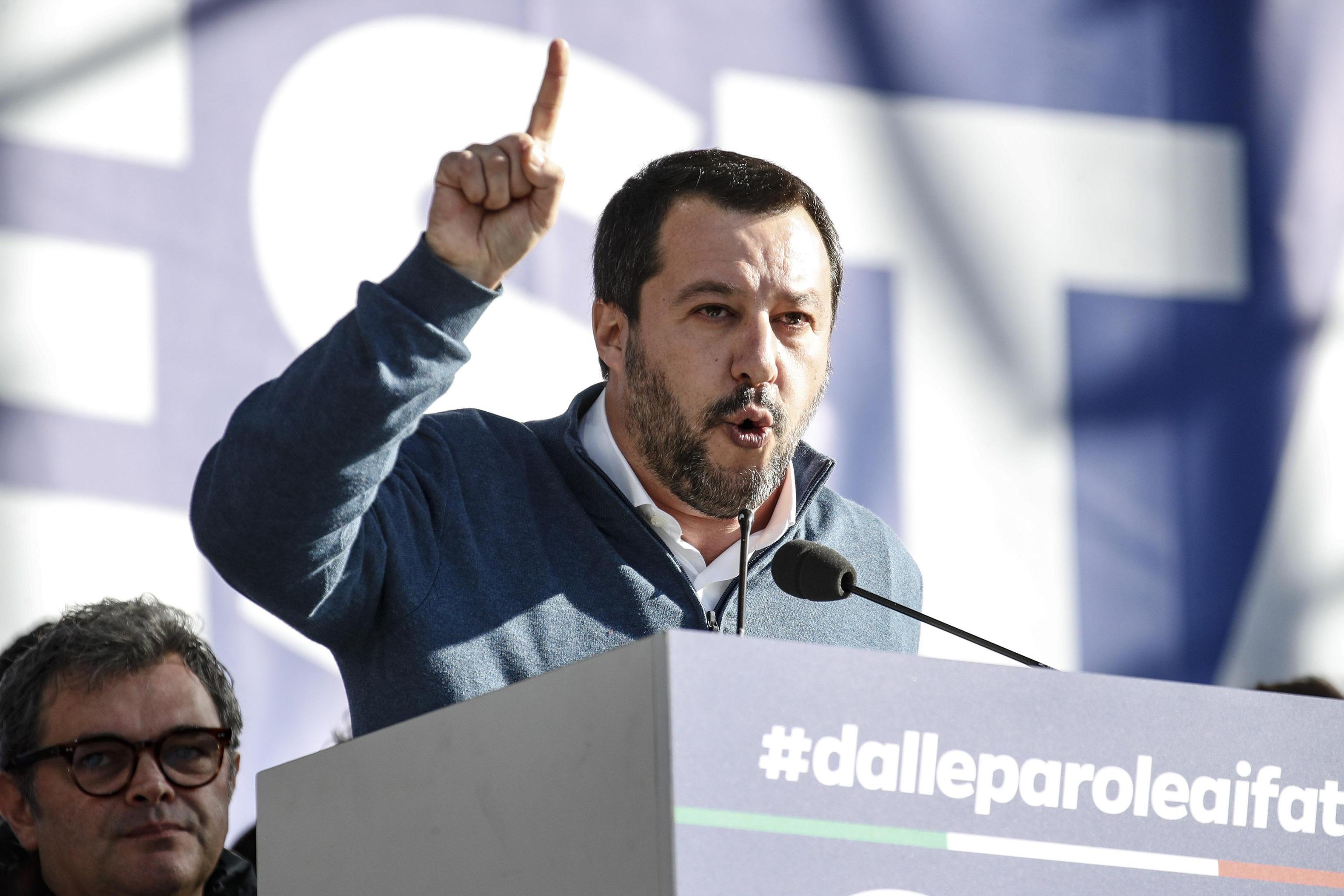 Rino Gaetano, la famiglia contro la Lega: 'Stop alla sua musica durante i comizi'