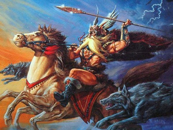 Quiz sulla Mitologia Norrena