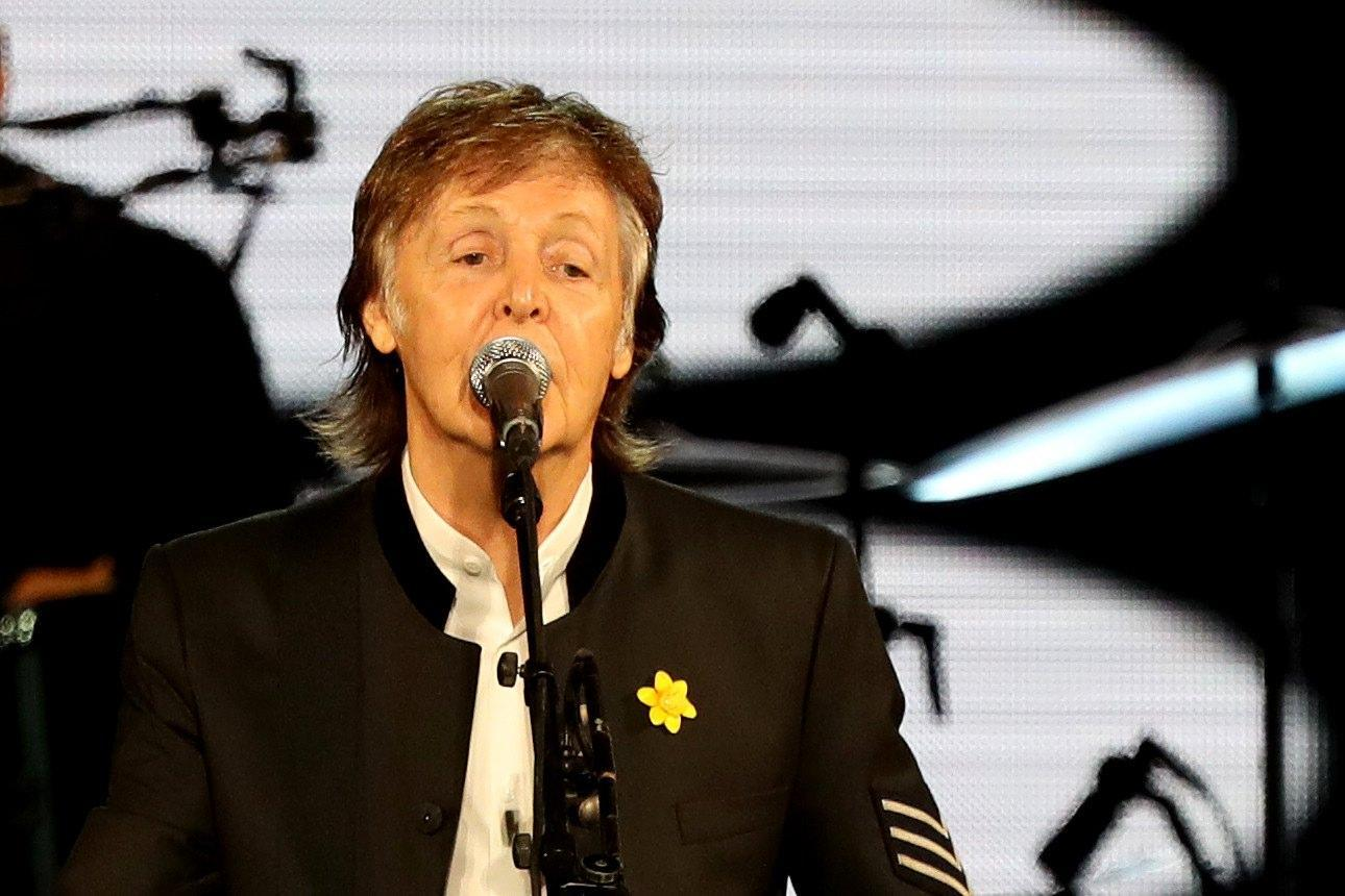 Paul McCartney furto