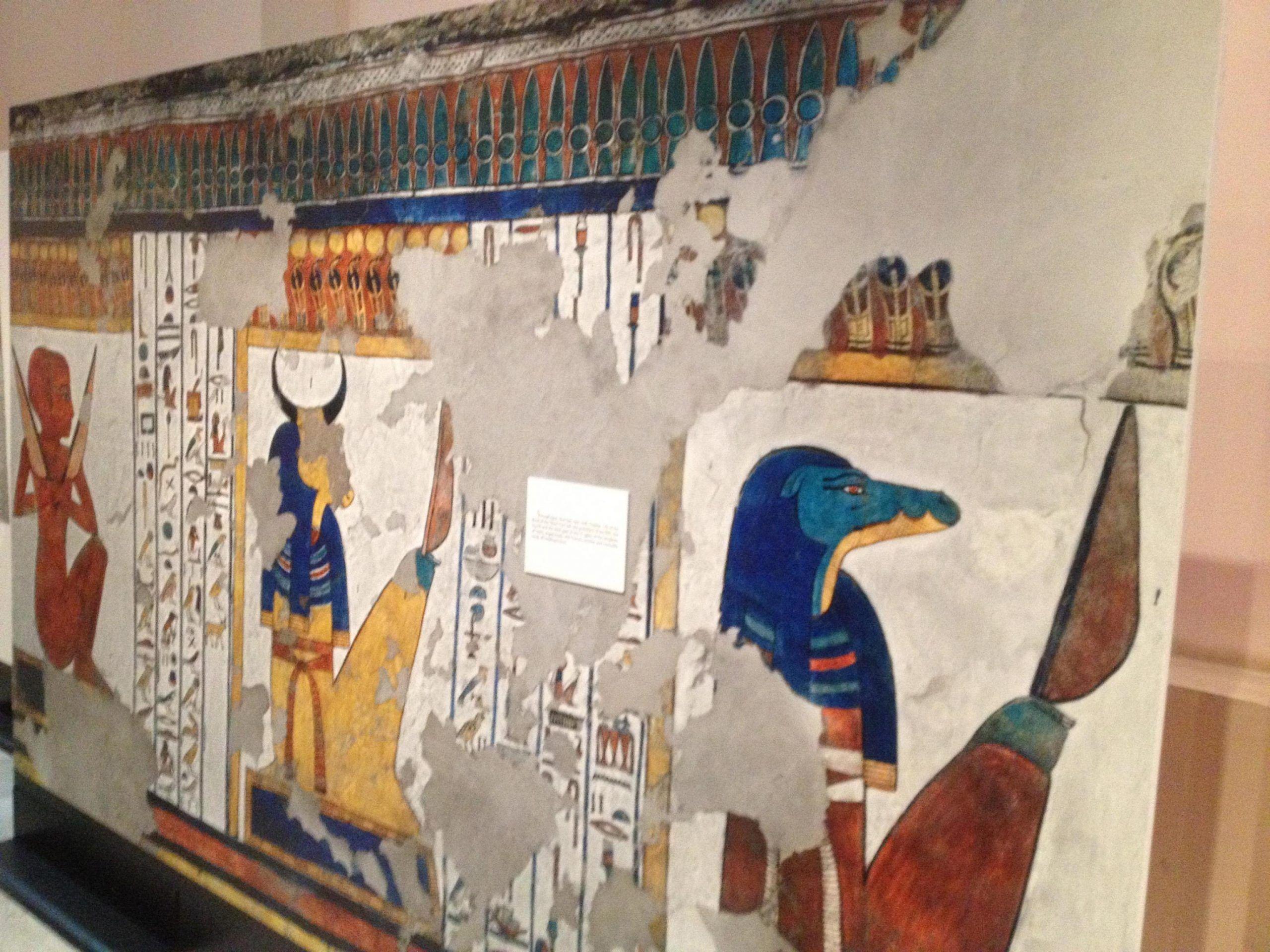 Viaggio in 3D nella Tomba di Nefertari