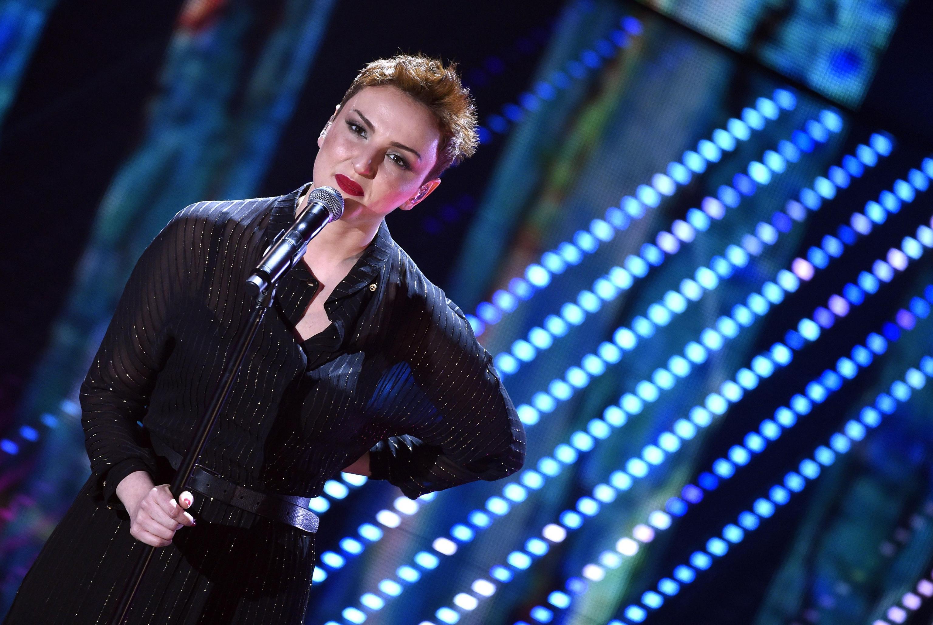 Arisa: 'A Sanremo per vincere. X Factor? Ci torno solo se divento povera'