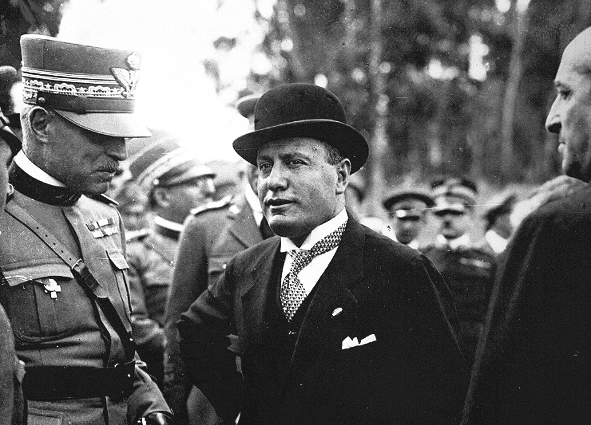 Mussolini ha fatto anche cose buone. E allora?