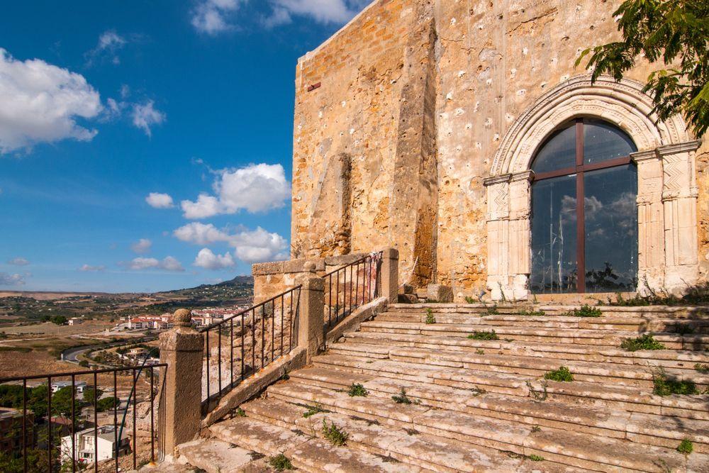 Chiesa Matrice Sambuca di Sicilia