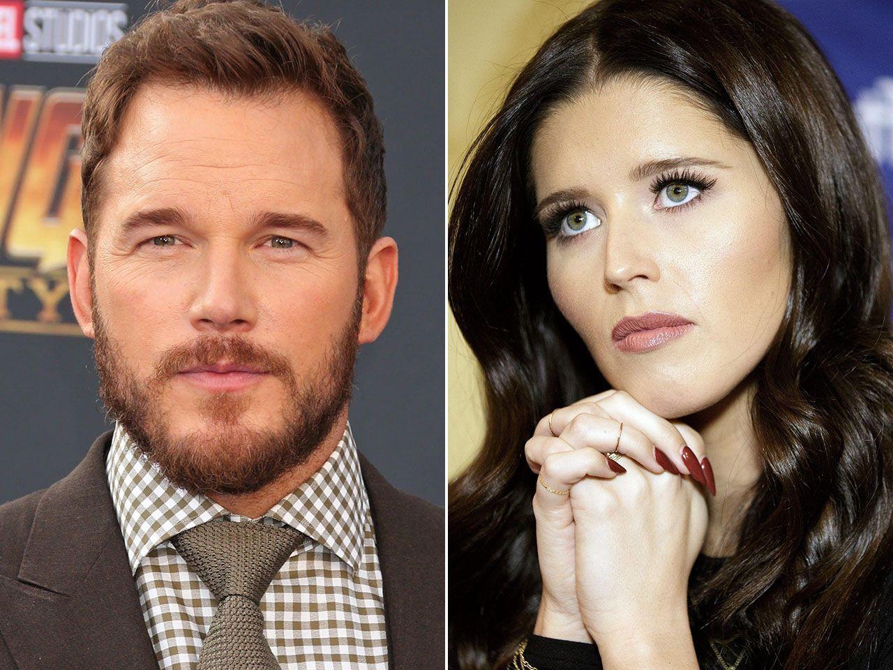 Chris Pratt sposa la figlia di Arnold Schwarzenegger