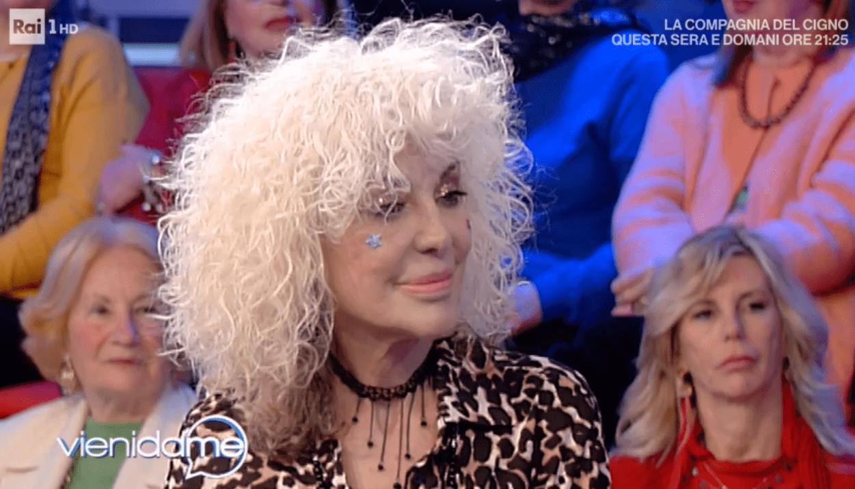 Donatella Rettore: 'Mia madre comprò un guinzaglio per non farmi scappare'