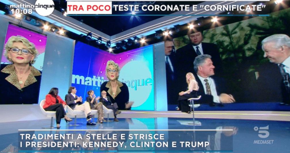 Enrica Bonaccorti: 'Ho tradito tre volte, è terapeutico'
