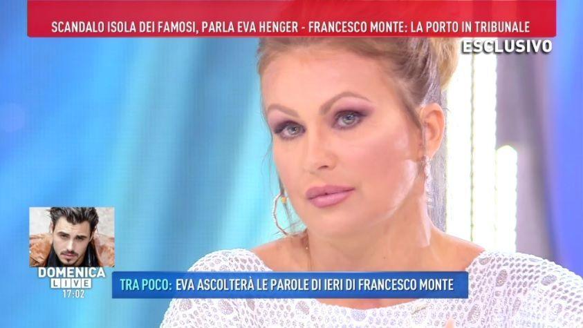 Eva Henger: 'Presenterò denuncia contro Francesco Monte per i reati in Honduras'