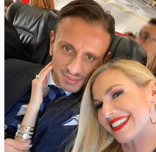Federica Panicucci e Marco Bacini si sposano? Lei: 'Il 2019 il nostro anno speciale'