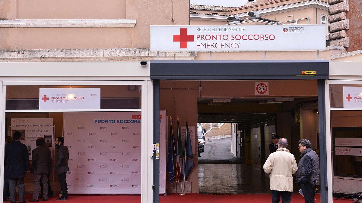 Gallarate: paziente si suicida, i parenti assaltano il pronto soccorso