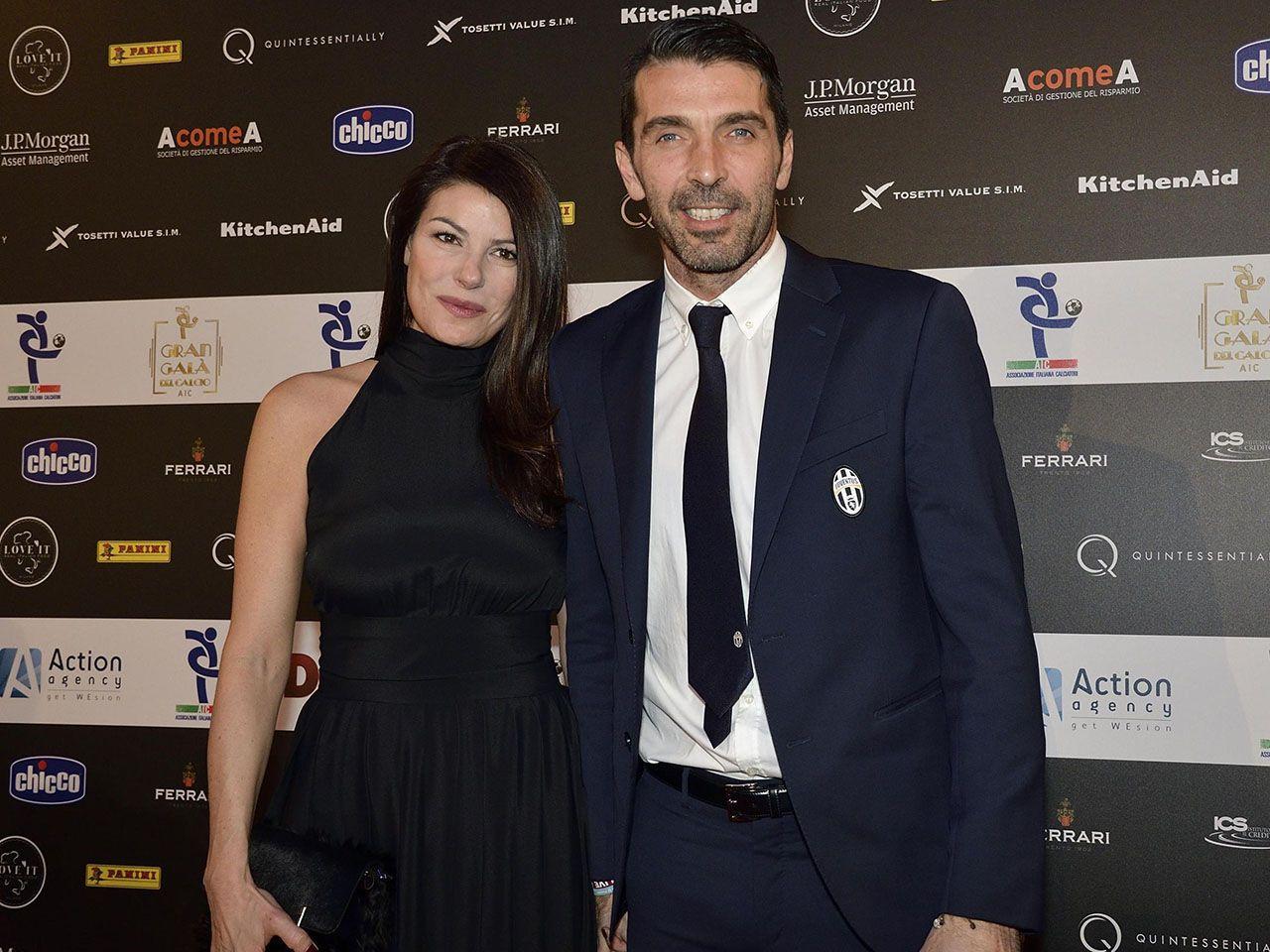 Ilaria D'Amico: 'Per Gigi Buffon ho rinunciato alla domenica in TV'