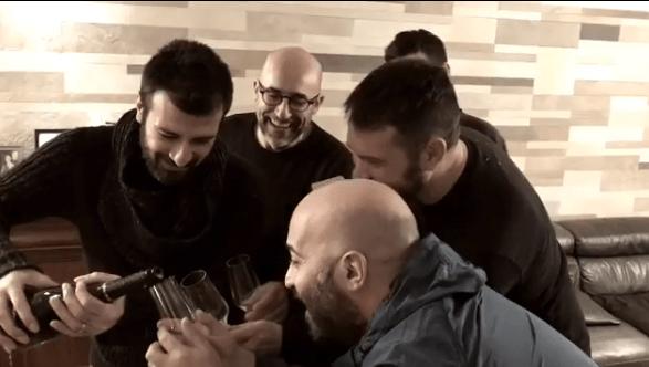 Lele Spedicato, la prima apparizione del chitarrista dei Negramaro dopo l'ictus
