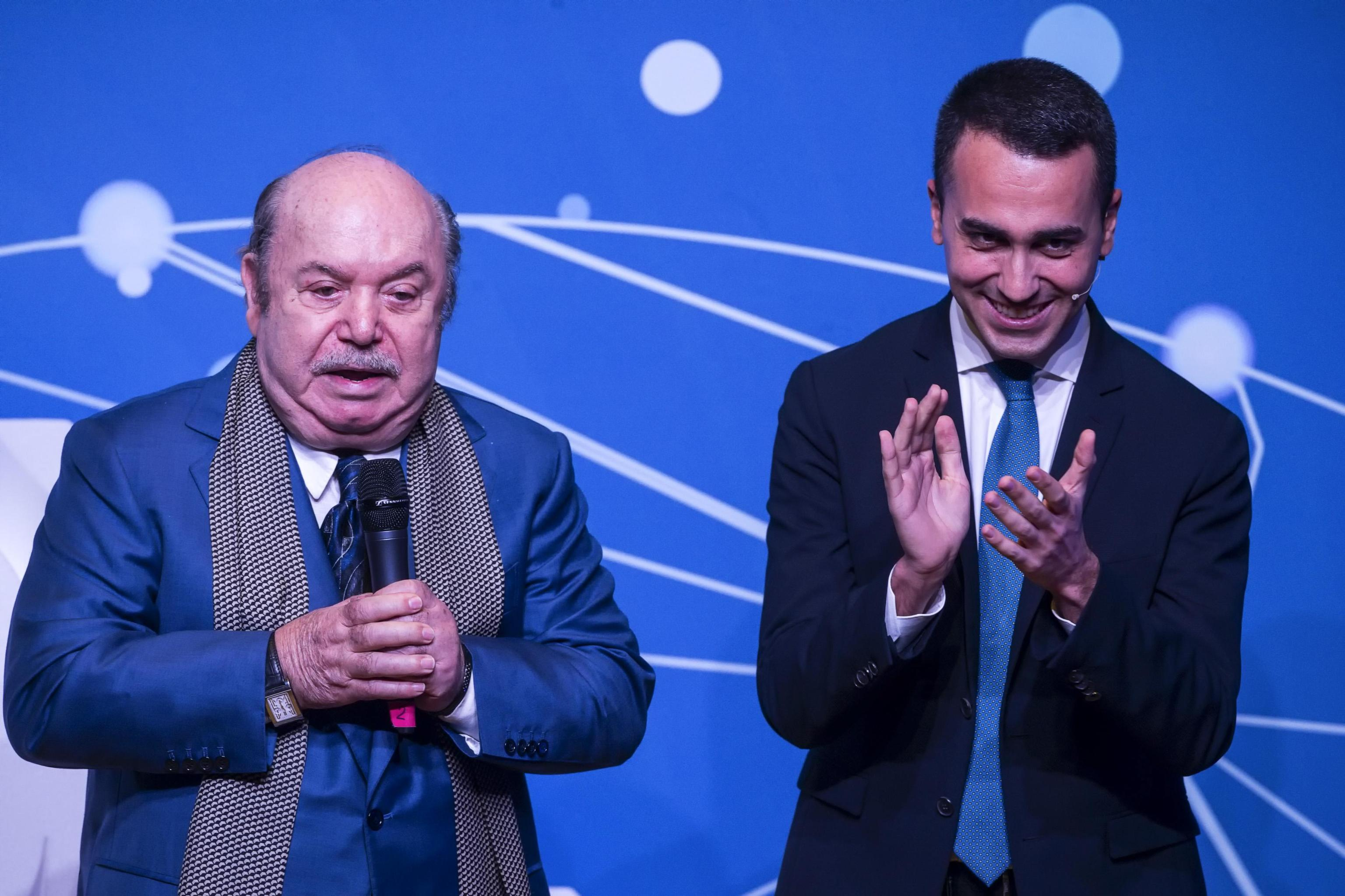 Di Maio: 'Lino Banfi in commissione Unesco'