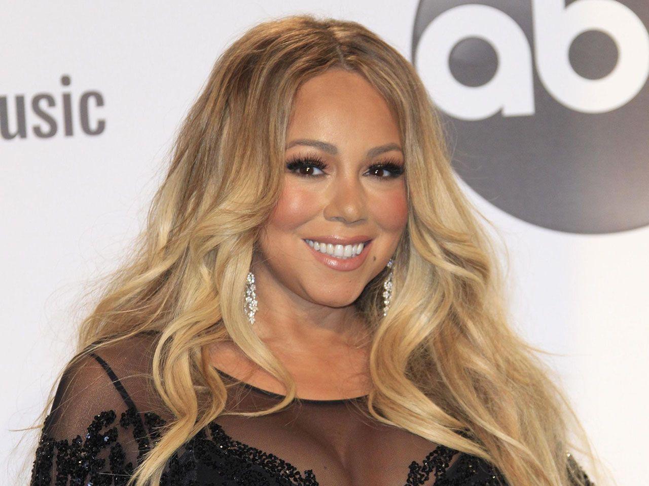Mariah Carey molestie