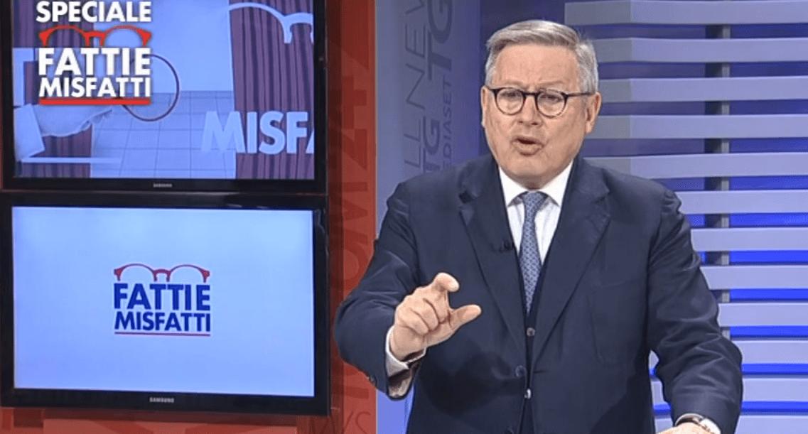 Paolo Liguori contro Striscia La Notizia: 'Era una potenza, ma ora è isolata'