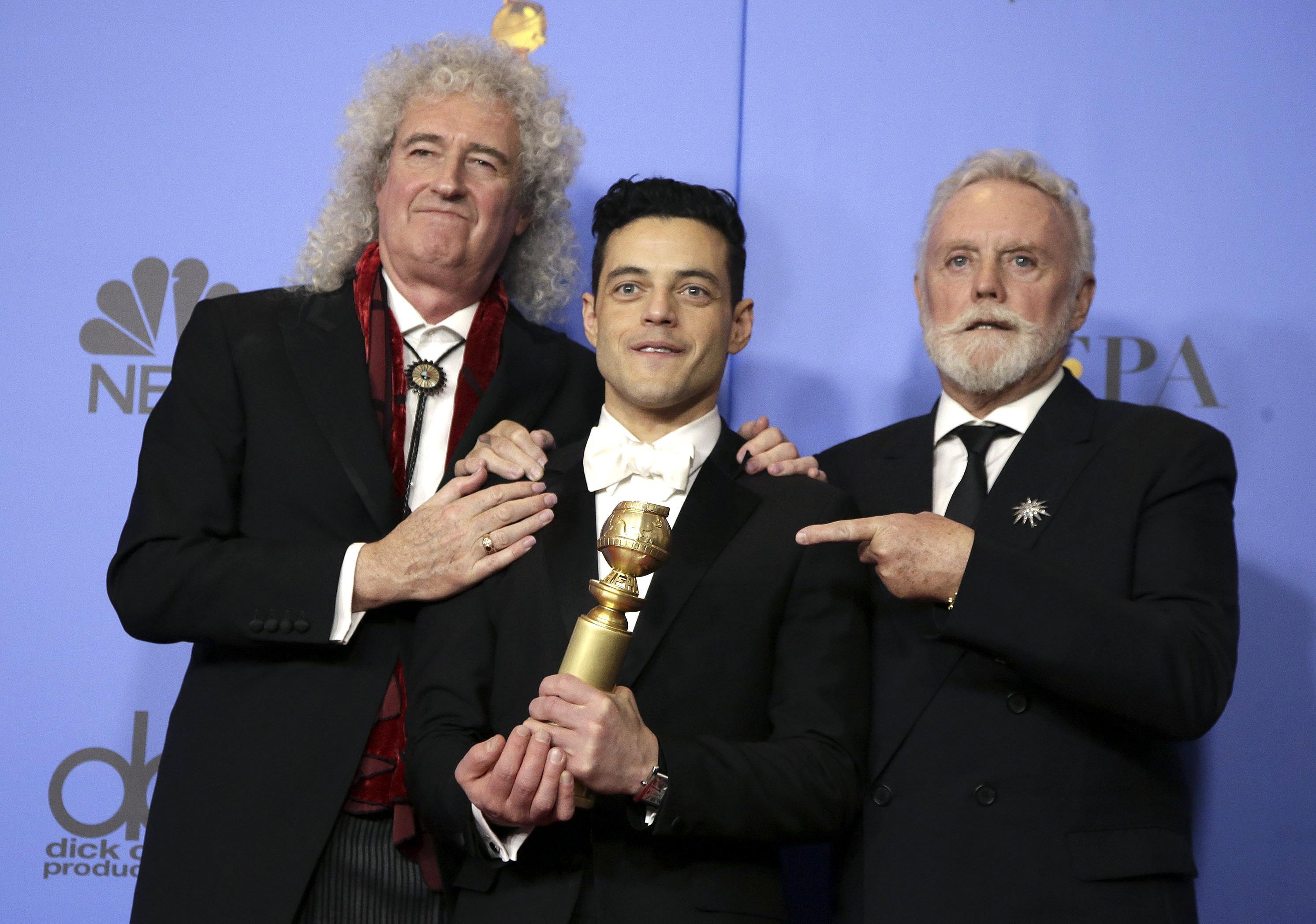 Golden Globe 2019, i vincitori: trionfo per Bohemian Rhapsody e Rami Malek