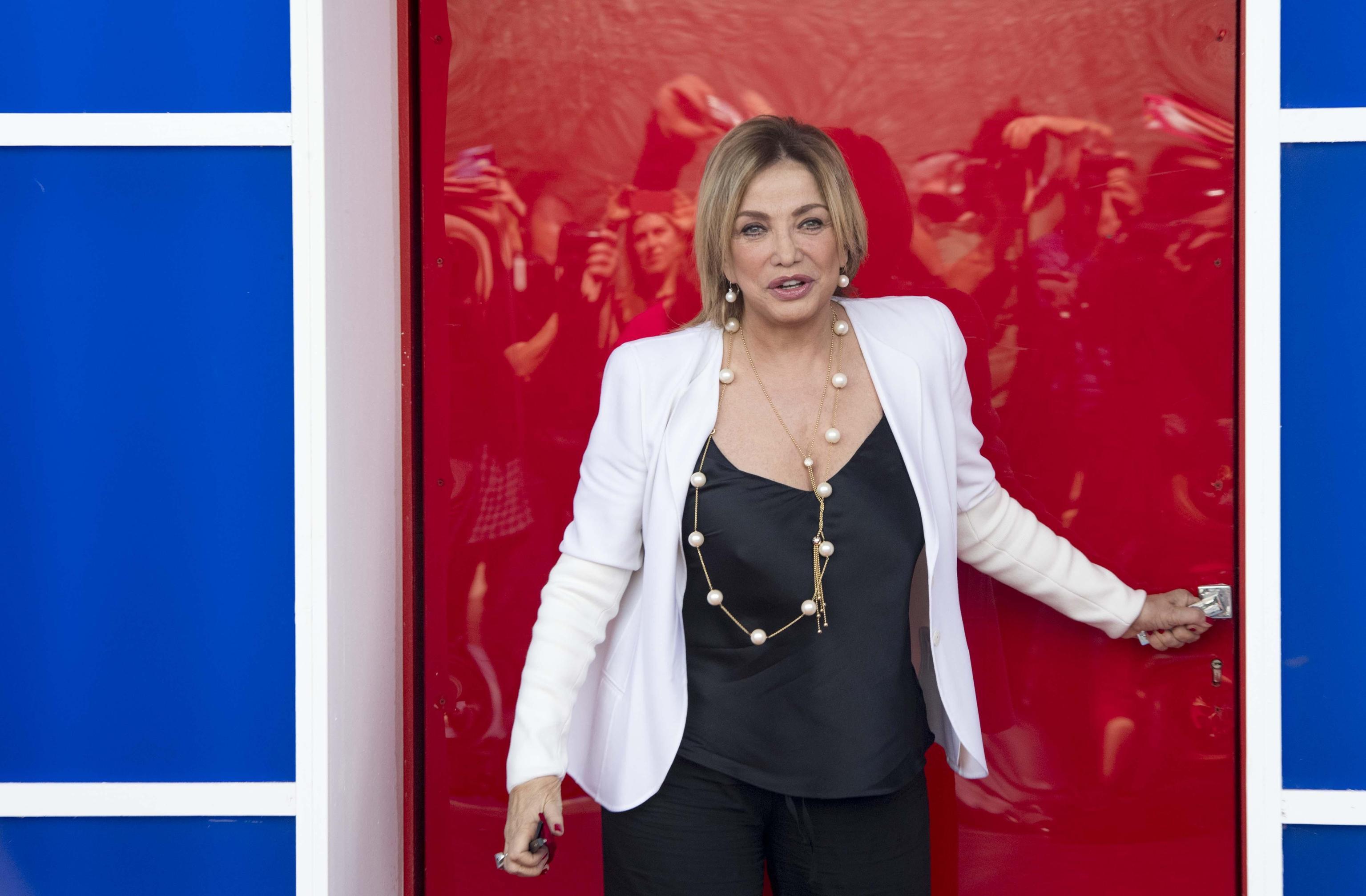 Simona Izzo fuori dal Gf per colpa di Mara Venier?
