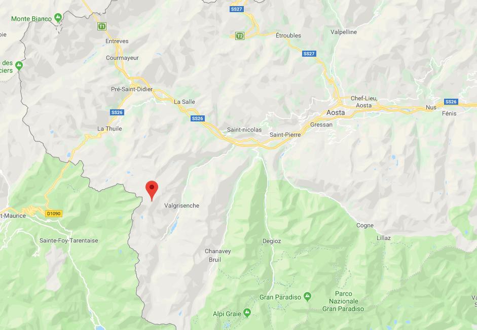Aosta, scontro fra elicottero e aereo: ci sono diversi morti