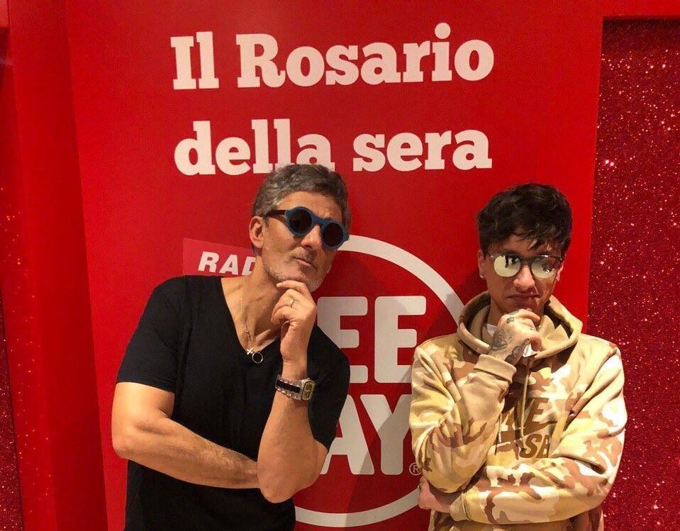 Fiorello ironizza con Ultimo su Sanremo 2019: 'Arriva Bastianich e cambia le carte in tavola'