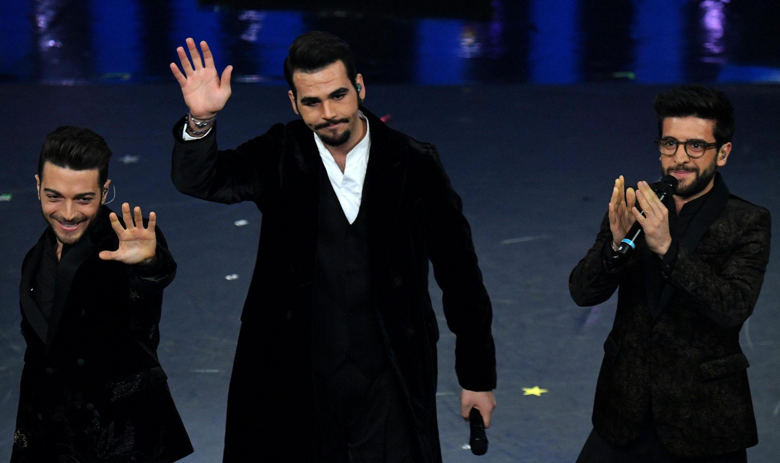 Sanremo 2019, Il Volo sulle offese dei giornalisti: 'Forma di bullismo'