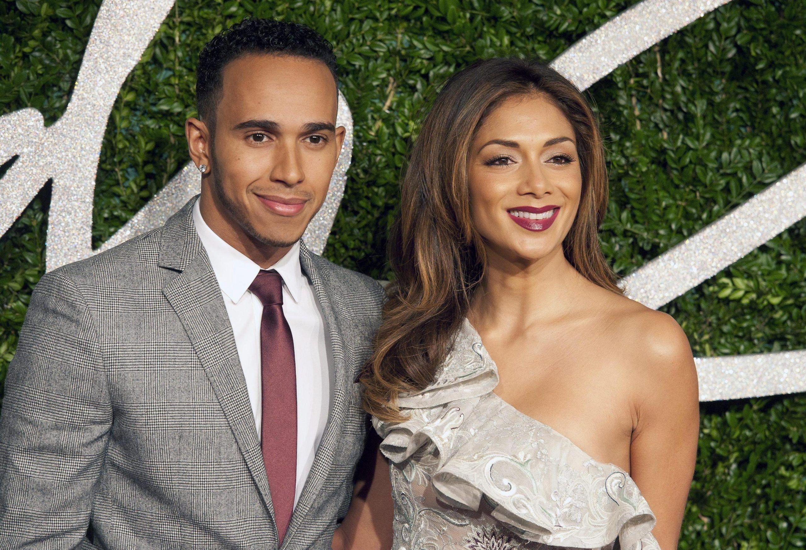 Lewis Hamilton video privato Nicole Scherzinger