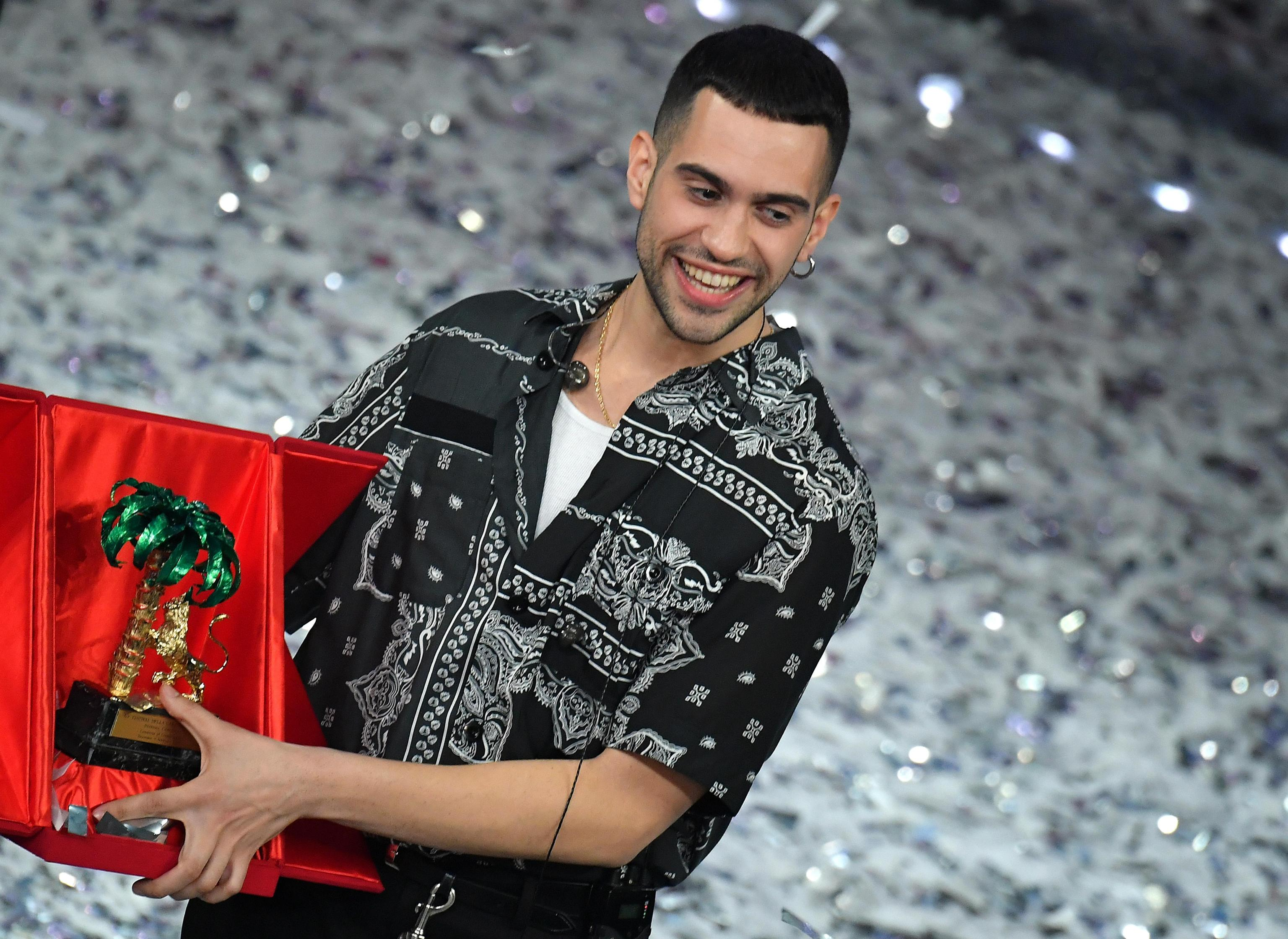 Mahmood all'Eurovision Song Contest 2019 con Soldi: il cantante dice sì