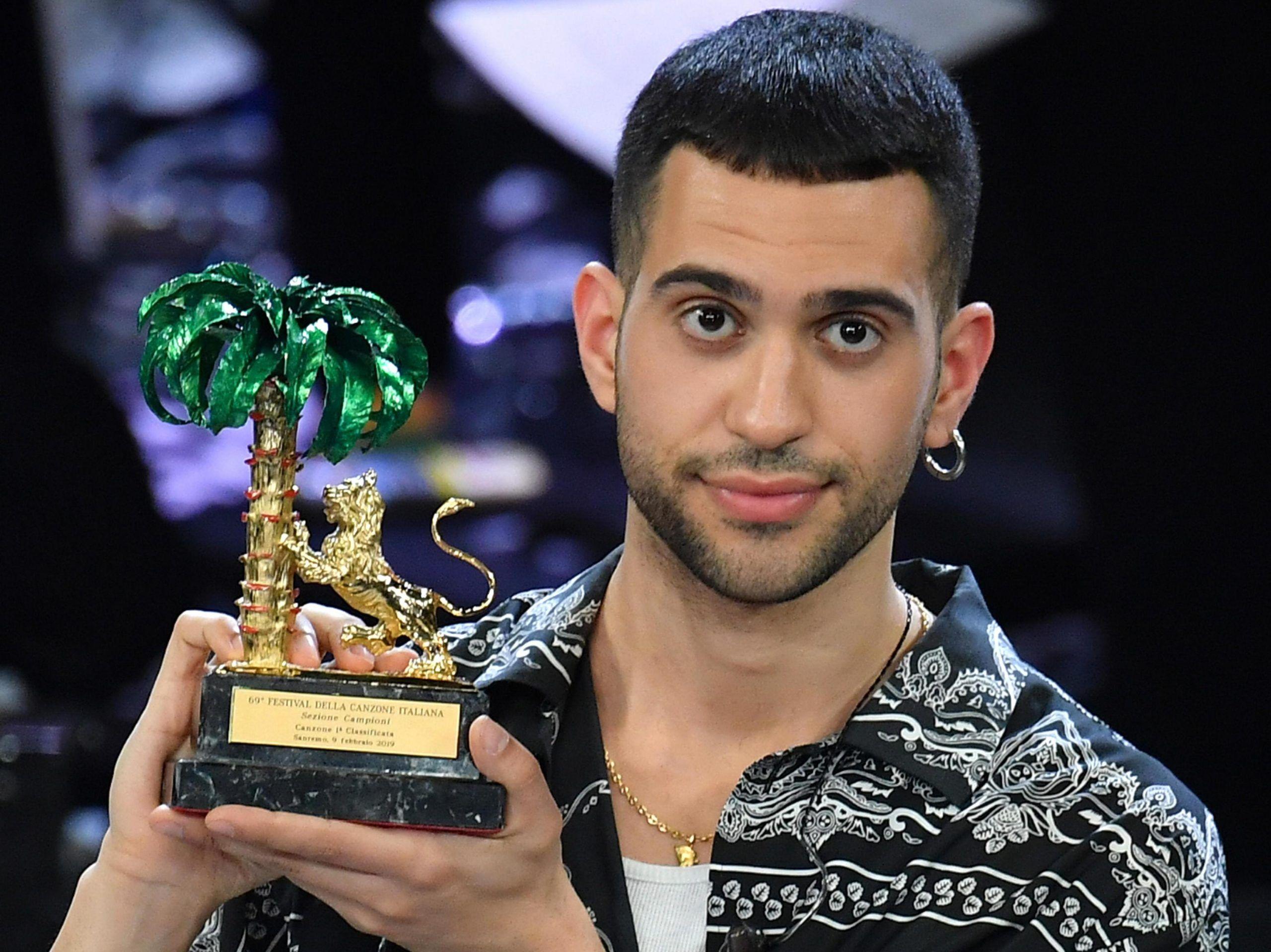 Sanremo 2019, Mahmood: 'Sono italiano al 100%. Il Festival? Moderno e all'avanguardia'
