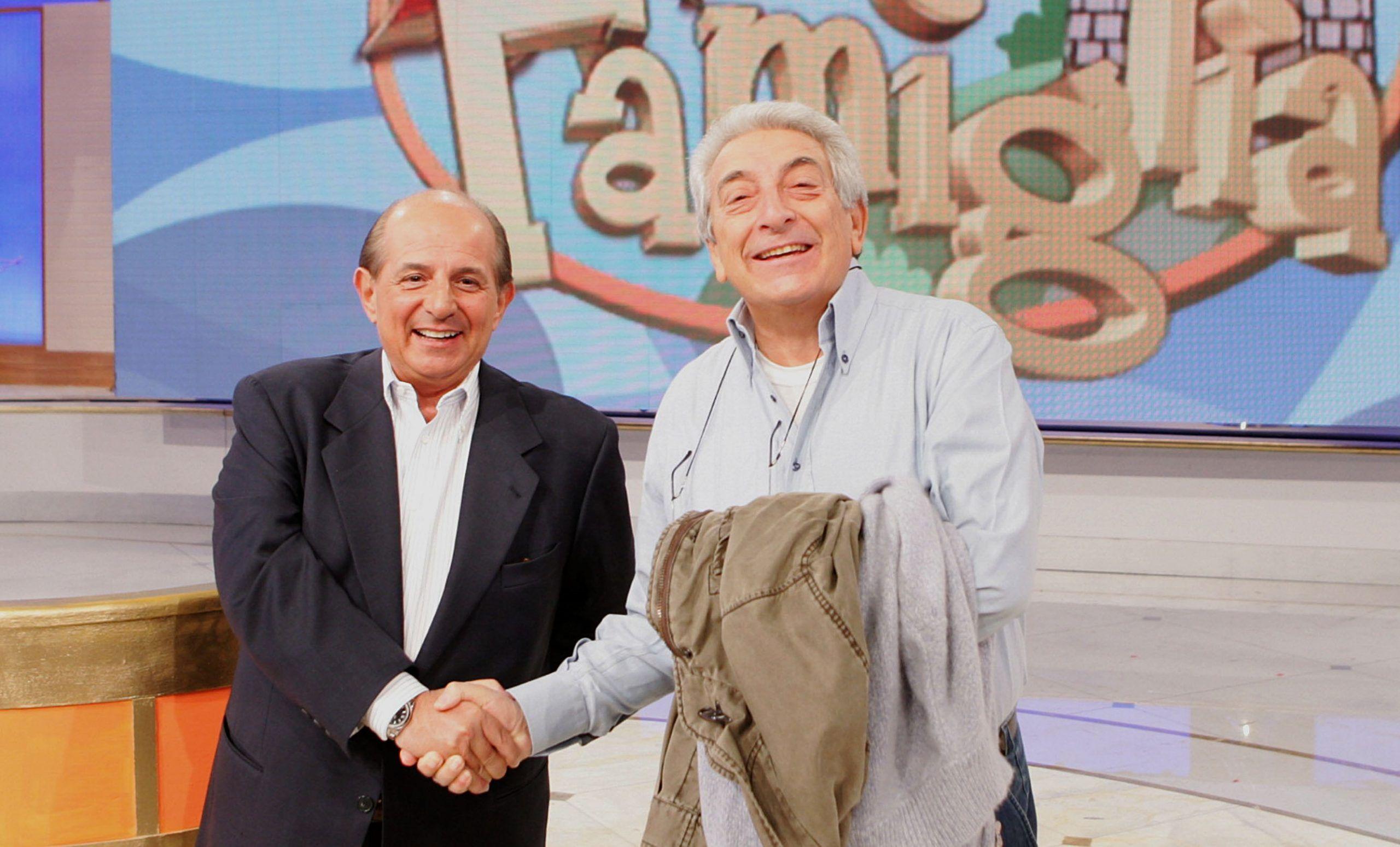 Michele Guardì commenta la lite con Giancarlo Magalli: 'Siamo due becconi'