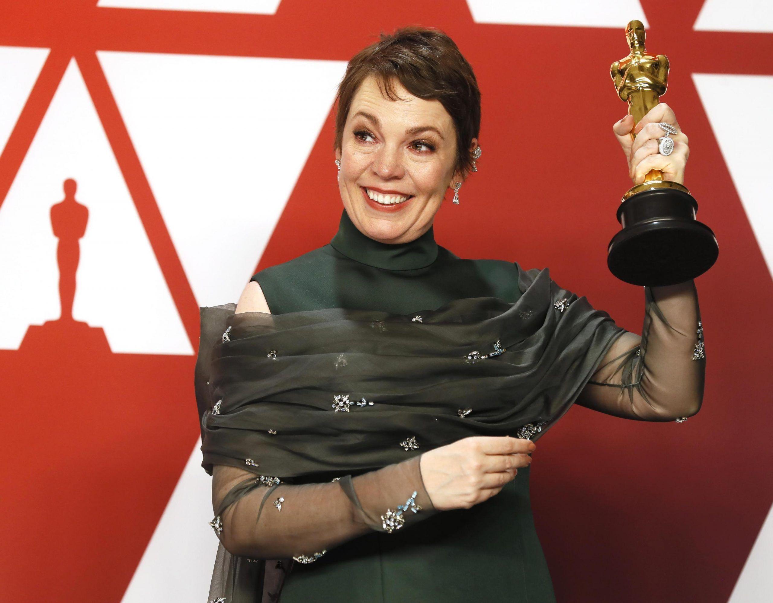 Oscar 2019, Olivia Colman migliore attrice: 'Ero addetta alle pulizie, sognavo questo momento'