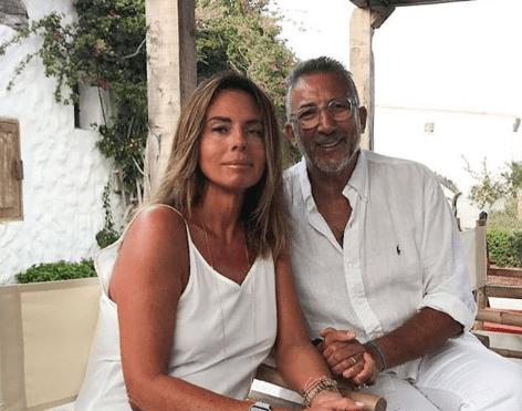 Paola Perego, il marito Lucio Presta: 'Ha pagato colpe non sue, non potendo attaccare me attaccavano lei'