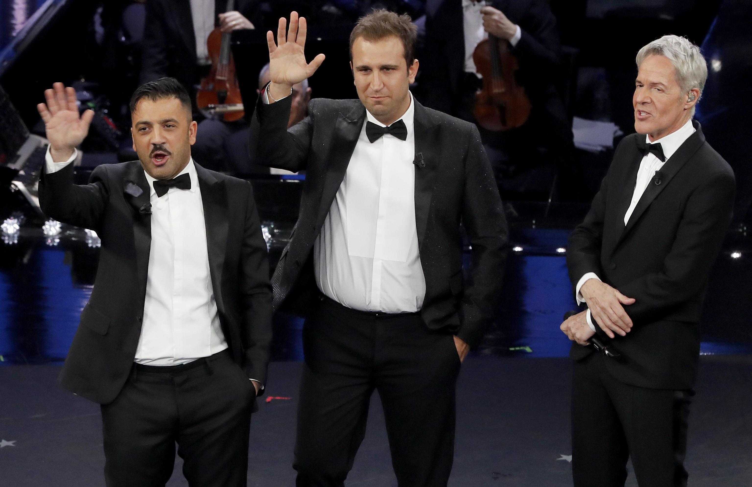 Pio e Amedeo stuzzicano Salvini a Sanremo 2019 e lui risponde sui social
